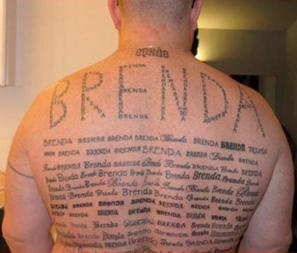 Ben noto Lettera apetta a Enrico Letta per una commissione sui tatuaggi  SL96